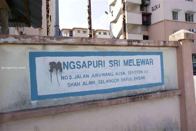Pangsapuri Sri Melewar - Photo 1
