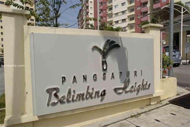Pangsapuri Belimbing Heights - Photo 1