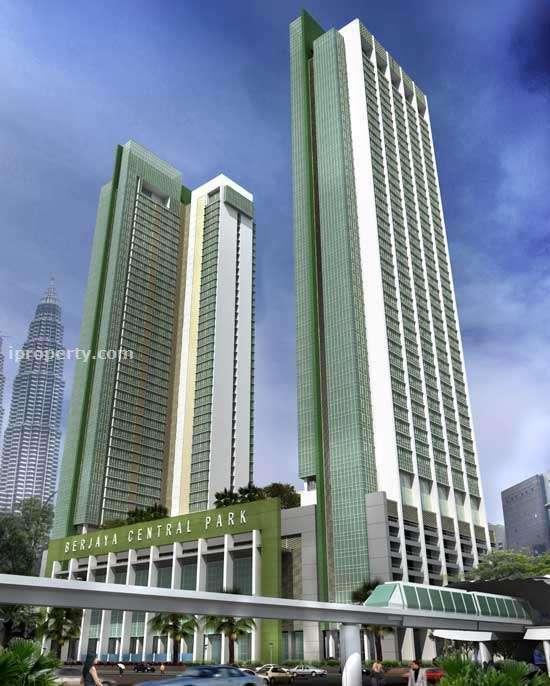 Menara Bangkok Bank @ Berjaya Central Park - Photo 1