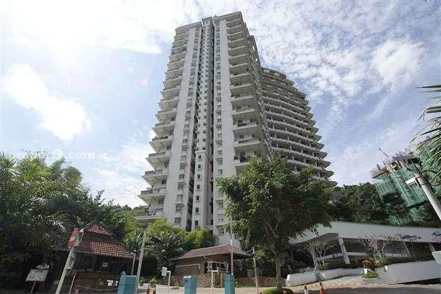 Armanee terrace damansara perdana malaysia condominium for Armanee terrace 2
