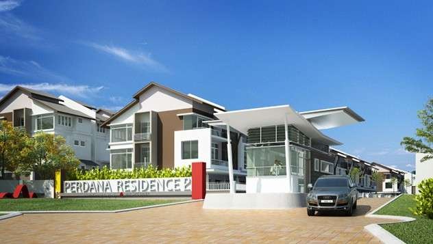 Perdana Residence 2 - Photo 1