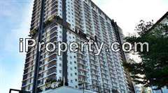 Reflection Condominium, Bayan Baru, Sungai Ara