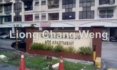 600 apartment Taman Lembah Maju, Taman Lembah Maju, Pandan Indah