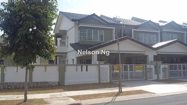 4 bedrooms 2 sty terrace link house for sale in seremban for Terrace house season 2