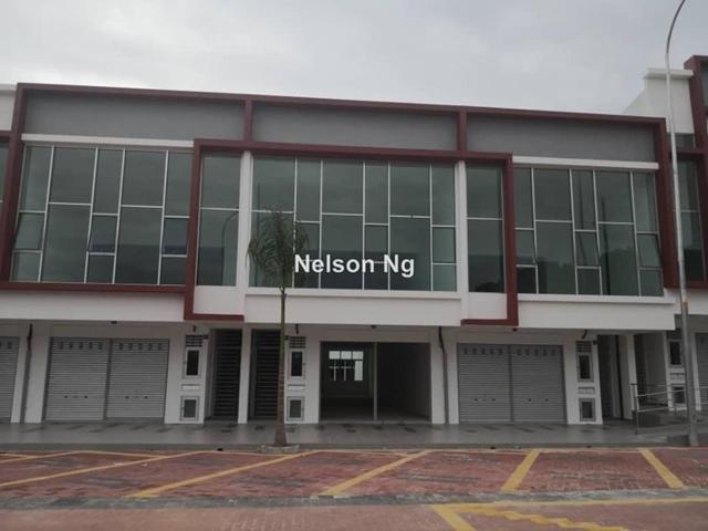 Metro Park, Bandar Sri Sendayan, Seremban, Bandar Sri Sendayan