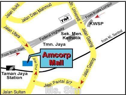 PJ Amcorp Mall, Petaling Jaya