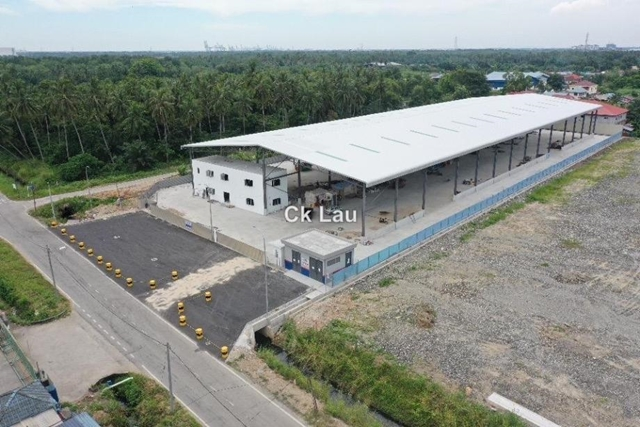 Telok Gong, Westport, Port Klang