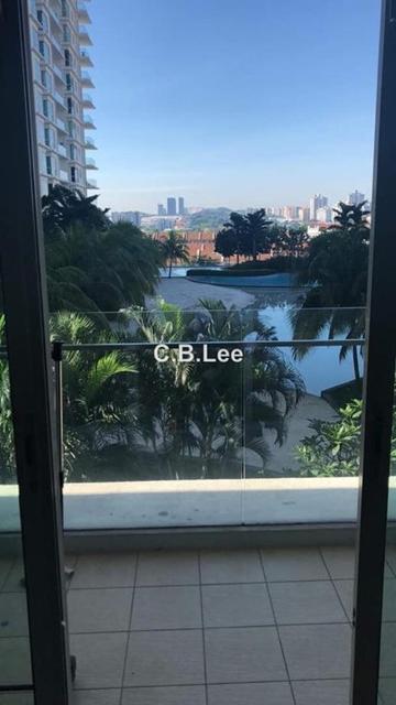 Le Yuan Residence, Happy Garden, Jalan Klang Lama (Old Klang Road)