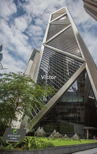 ILHAM Tower, IB Tower, Ilham Baru Tower, KLCC, Kuala Lumpur, KLCC