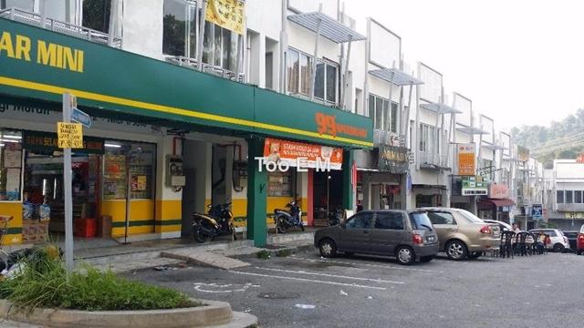 Amansiara Community Shops - Day