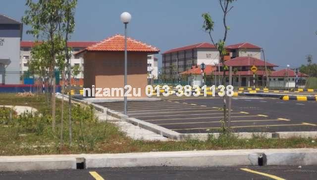 Flat kos renda Puncak Alam Perdana, Selangor