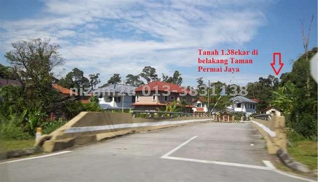 Tanah 1ekar Batu 10 Ulu Gombak, Selangor