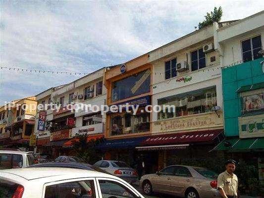 Bangsar Jalan Telawi , Bangsar
