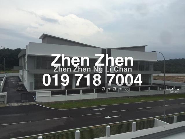 Alam Jaya Industrial Park Factory for Rent, Gelang Patah