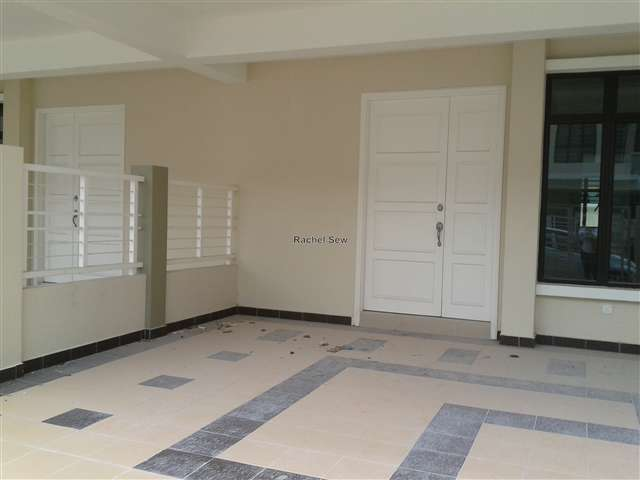 4 1 Bedrooms 2 Sty Terrace Link House For Sale In Cheras
