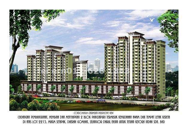 4 Bedrooms Condominium For Sale In Casa Melati Iproperty Com My