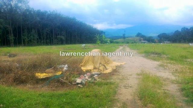 Karak Bentong Durian Land, Bentong