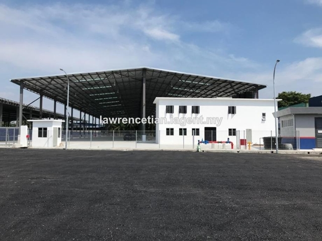 Telok Gong Warehouse Land, Telok Gong, Port Klang