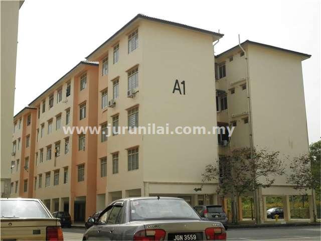 Unit No. A1-05-10, Block A1, Jalan Indah 23/1, Taman Bukit Indah 2, 81200, Johor