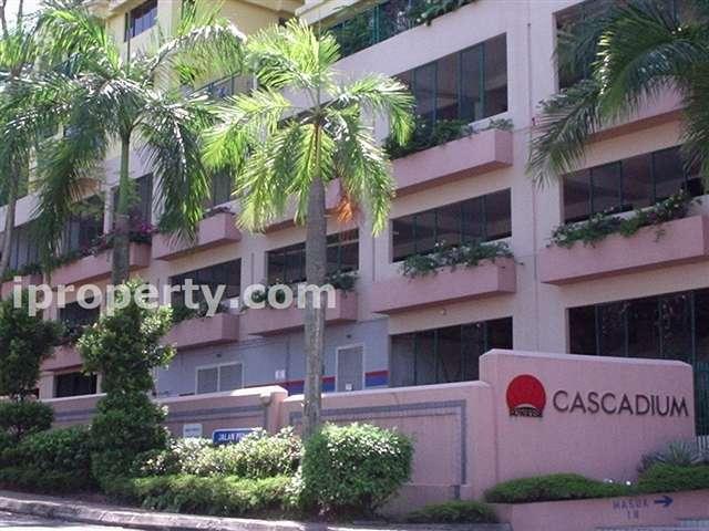 Cascadium, Bangsar