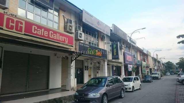 Jalan Padi Emas, Bandar Baru Uda, Tampoi