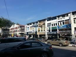 Jalan Mega Mendung, Jalan Klang Lama (Old Klang Road)