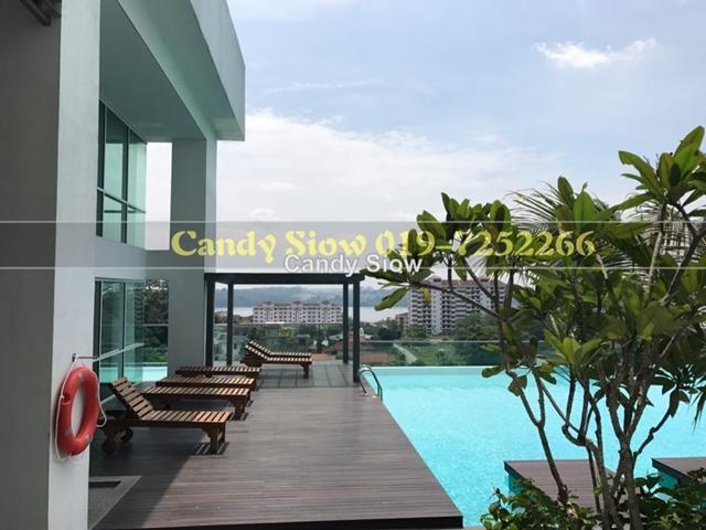 Paragon Suites @ CIQ, Johor Bahru