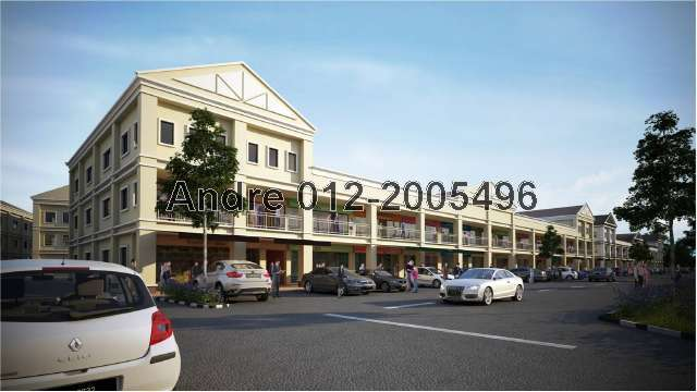 Lavender Heights Business Square, Negeri Sembilan