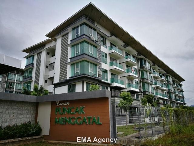 Puncak Menggatal, Kota Kinabalu