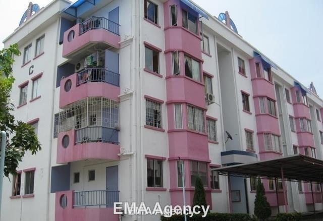 City Apartments, Inanam, Kota Kinabalu