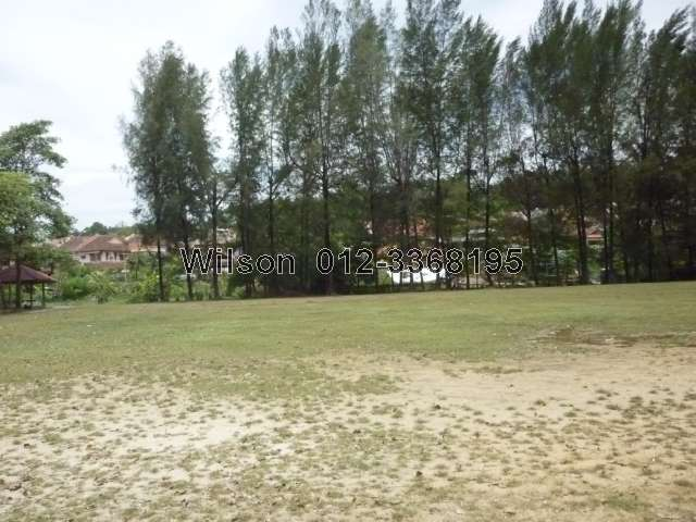 Playground and peaceful environment