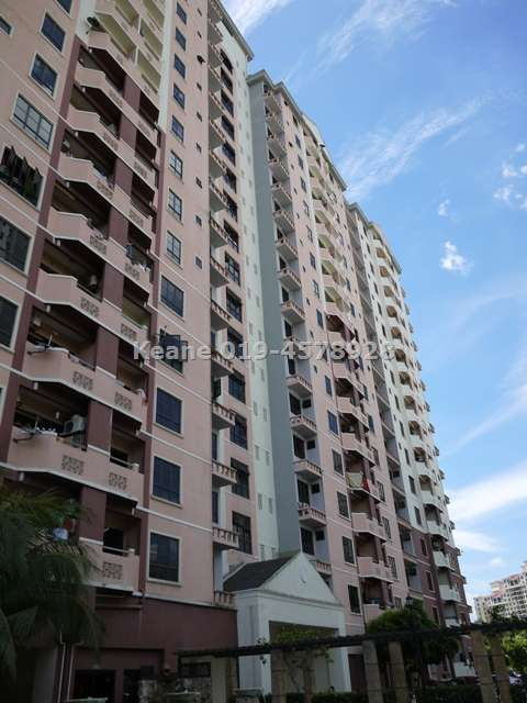 Villamas Apartment, Bandar Puchong Jaya, Puchong