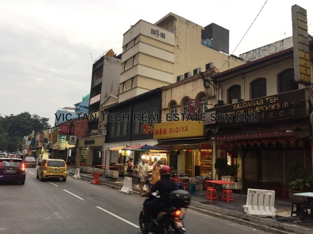 Whole Block, 5 Storey Shoplot, Petaling Street, China Town, City Centre, Leboh Ampang, KL City