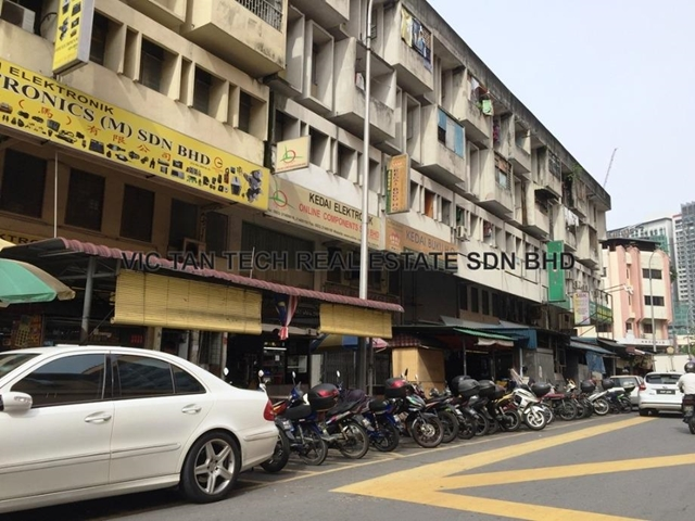 Pudu, Bukit Bintang, Changkat Thambi Dollah, KL City, City Centre