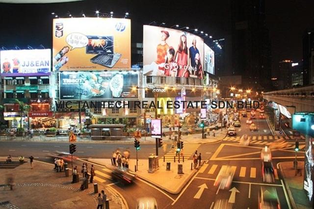 4200 sq.ft, Sultan Ismail, Changkat Bukit Bintang, Golden Triangle, Imbi, Berangan, Mesui, Alor, KL, Bukit Bintang