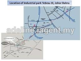 Tebrau Factory, Johor Bahru