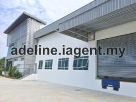 Kulai Indahpura Factory, Kulai