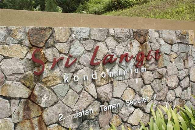 Sri Langit, Taman Seputeh, Seputeh