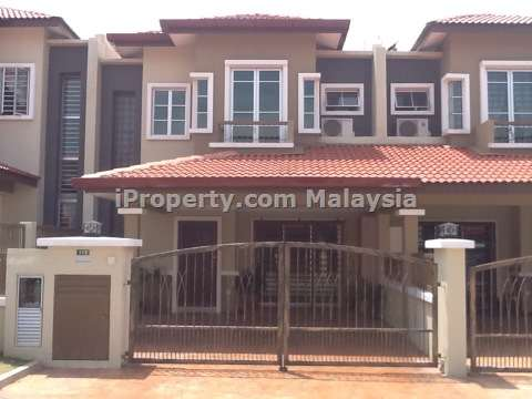 Garden City Homes, Seremban 2, Seremban Intermediate 2-Sty Terrace