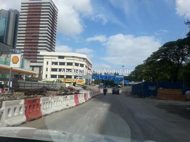 Commercial Building + Land Jb Town, Johor Bahru