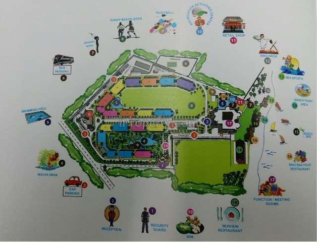 Hotel,Resort,Theme Park, Kota Tinggi, Johor Bahru