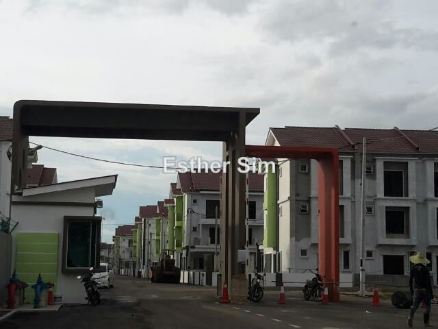4 bedrooms 2 sty terrace link house for sale in bukit for Terrace 9 penang