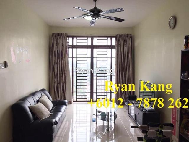 Kipark Apartment, Taman Tampoi Indah, Tampoi
