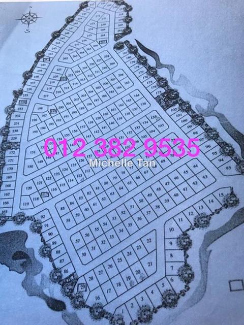 Ph 1 Setia Ecopark bungalow land, Setia Eco Park