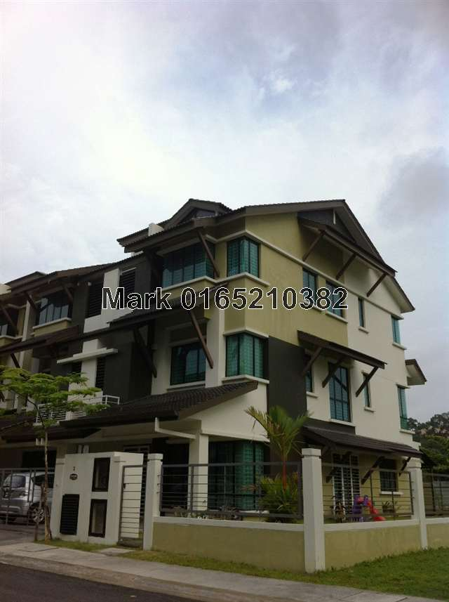6 1 bedrooms 3 sty terrace link house for sale in batu for 7 terrace penang