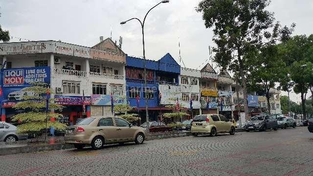 Taman Suria, Johor Bahru