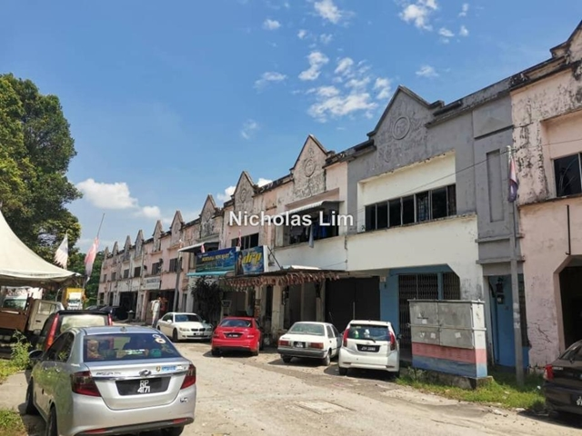 Taman perindustrian berjaya , Johor Bahru