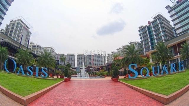 Oasis Square, Ara Damansara