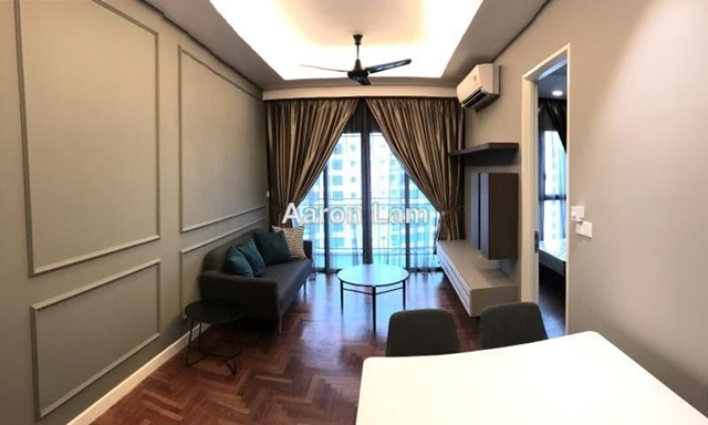 Residency V Intermediate Serviced Residence 2 Bedrooms For Rent In Jalan Klang Lama Old Klang