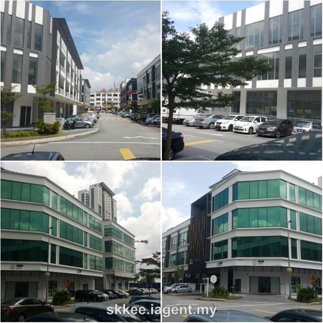BK5A, Kinrara Niaga, Bandar Kinrara, Puchong